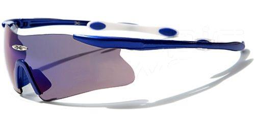 X-Loop ® Lunettes de Soleil / Lunettes de Ski - Verres Polarisés - Mod. Elite / Taille Unique Adulte / Protection 100% UV400 znagZA1