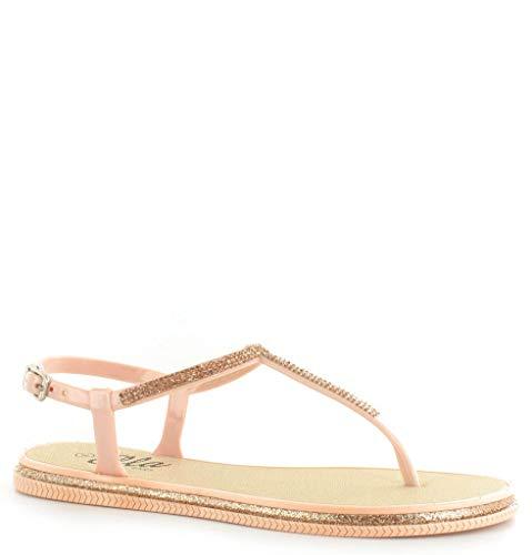 Femme Sandales Ella Pour Rose Shoes 4B6qBw0S