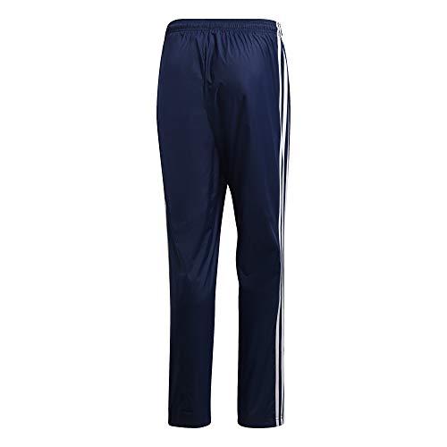 Adidas Azul white Ess Wvn Pantalón 3s Navy collegiate Hombre pwpHqPZ