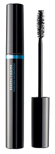 La Roche-Posay Respectissime Waterproof Mascara for Sensitive Eyes, 0.25 Fl. Oz.