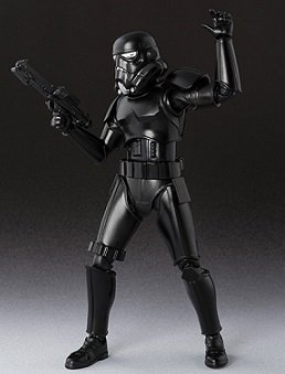 Bandai Tamashii Nataion 2015 S.H.Figuarts Shadow Trooper STAR WARS Action Figure
