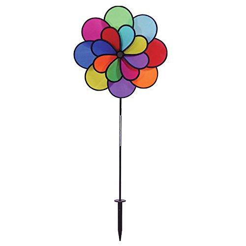 Gardener's Select Double Pin Wheel, 18 by 28'', Multicolor