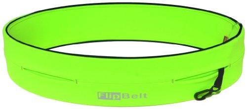 FlipBelt Level Terrain Waist Pouch, Neon Green, X-Small/22-25'' by FlipBelt (Image #9)