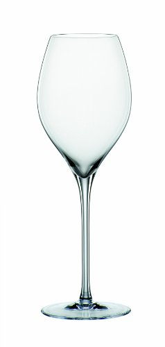 Spiegelau Adina Prestige Wine Glasses, Set of 2, White