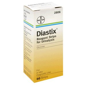 Diastix 100ct Bayer Diabetes 2803