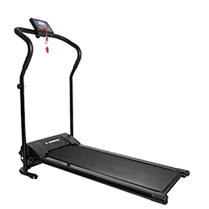 Confidence Power Plus 600W Motorized Electric Folding Treadmill Running Machine