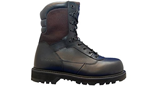 Bates 2340 Mens 8 Pollici Csa Tactical Sport Zip Laterale Boot 9.5 3e Noi