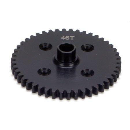 Losi Center Diff 46T Spur Gear Steel: 8B/8T, LOSA3551