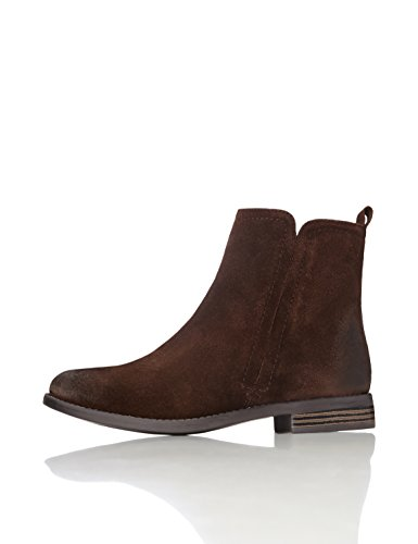 FIND Women's Chelsea Boots in Leather with Flexi-Sole Brown (Congo) with paypal sale online outlet store online outlet fake order for sale sale low cost tGoOla1