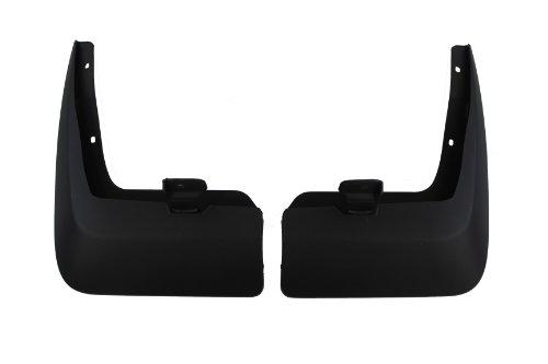 Genuine Nissan Accessories 999J2-XZ004 Rear Splash Guard, (Set of 2)