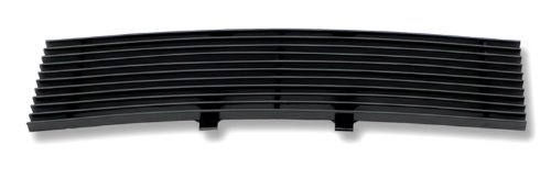 APS F66789H Black Powder Coated Aluminum Billet Grille Bolt Over for select Ford F-150 Models - Aluminum Grille