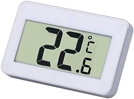 JICHUI TS-A95 Mini-LCD-Digital-Thermometer-Hygrometer wasserdichte elektronisches Thermometer Kühlschrank-Temperatur