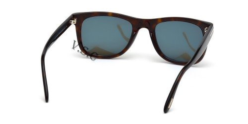 664689602933 - Tom Ford Leo 336 Wayfarer Leo  Havana Polarized carousel main 4
