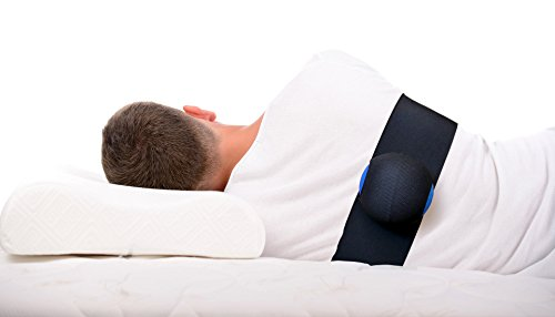 SnoreOver Anti-Snoring Belt (Large) (Best Anti Snore Pillow Reviews)