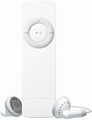 Lot of 4 Genuine Apple iPod Shuffle 1st Generation White 512MB