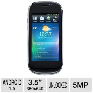 Dell Computer Corp AERO GSM Smartphone (Dell Cell Phone)
