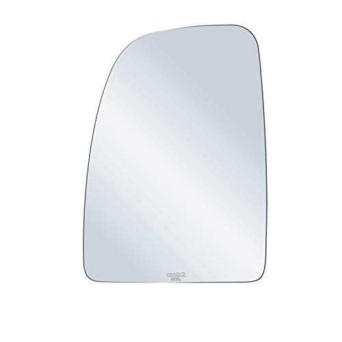 Exactafit 8181l Driver Left Side Mirror Glass Replacement Fits 2014 2018 Ram Promaster 1500 2500 3500 By Rugged Tuff