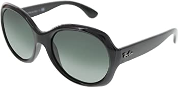 Ray-Ban RB4191 57mm Womens Round Glam