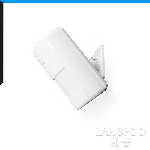 10 piezas 433 mhz Wireless PIR Sensor de movimiento anti mascotas 10 kg con precio bajo: Amazon.es: Bricolaje y herramientas