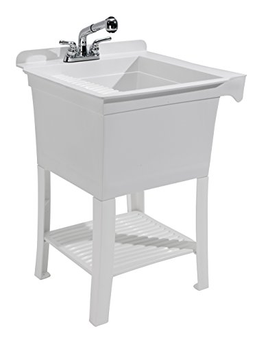 CASHEL 1980-32-01 The Maddox Workstation - Fully Loaded Sink Kit, White by CASHEL (Image #2)