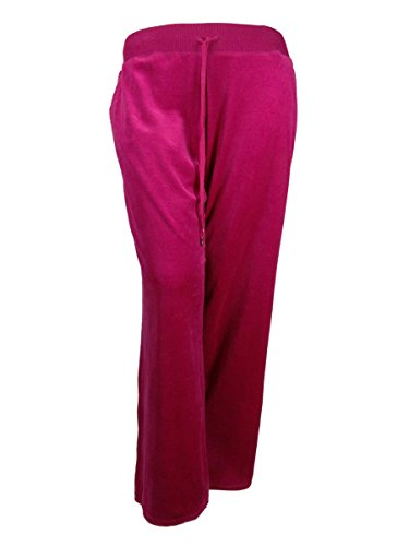 Michael Kors Women's Velour Drawstring Pants-DF-XL