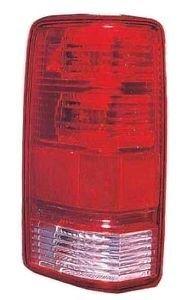 07 08 09 10 11 Dodge Nitro Driver Taillight Taillamp