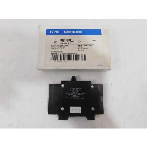 Eaton QCF1030 Circuit Breaker 30 amp
