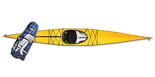 TRAK Kayaks Seeker Portable Performance Kayak
