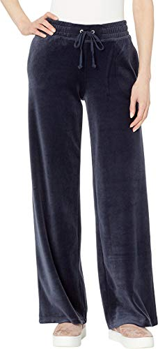 Juicy Couture Women's Track Velour Malibu Pants Regal Medium 32