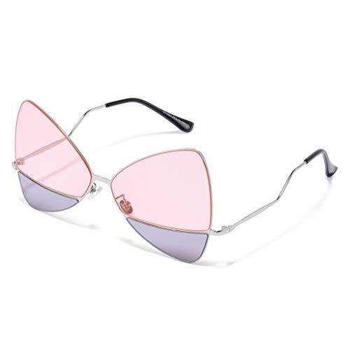 soleil Shooting de lunettes C Personality Ladies Couleur légères Big Des de Femme Light Sport Soleil Lunettes Box D Street Korean ERnfq