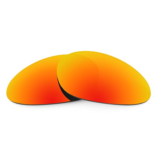 Replacement Oakley Lenses Minute - Revant Lenses for Oakley Minute 1.0 Polarized Fire Red