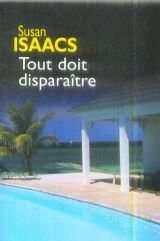 Tout doit disparaître, Isaacs, Susan