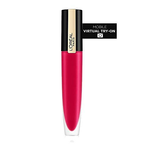 L'Oreal Paris Makeup Rouge Signature Matte Lip Stain, I Represent