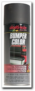 PlastiKote 614 Gray Bumper Paint, 11 oz.