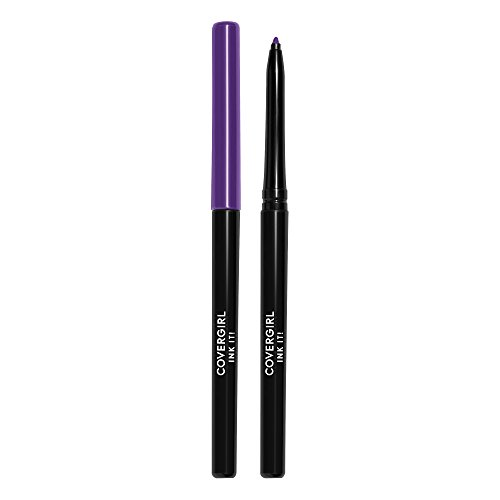 COVERGIRL Ink It! By Perfect Point Plus Waterproof Eyeliner Violet Ink 265, .006 oz (packaging may vary)