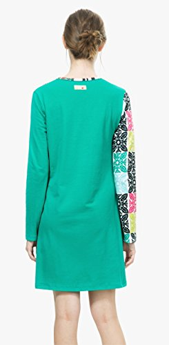 W notte FS Camicia amp; Luxury B Verde da Desigual qTqxXBP