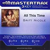 All This Time by Britt Nicole Accompaniment Track