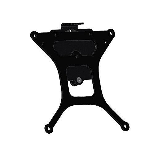 Image of a-parts D7 Plate Holder for Ducati Scrambler Lug Nuts