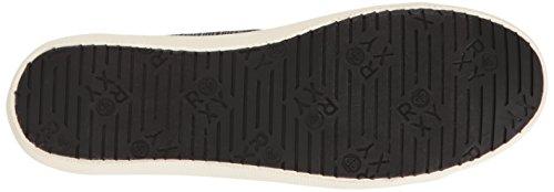 Roxy Womens Memphis Lace up Shoe Fashion Sneaker Black/White 95uvubM02g
