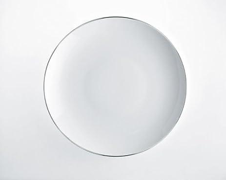 Alessi SG70/1 Mami Platinum Dinner Plate & Amazon.com | Alessi SG70/1 Mami Platinum Dinner Plate: Dinner Plates