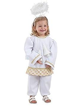 DISBACANAL Disfraz de ángel para bebé - Único, 36 Meses: Amazon.es ...