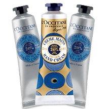 loccitane-shea-butter-hand-cream-trio