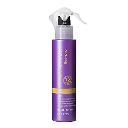 Inebrya - Alisador Ice Cream Liss One, spray de 150 ml