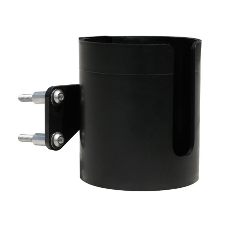 """Cool Rider"" Motorcycle Cup Holder for Gold Wing Bars from Barefoot Willies CRGW"