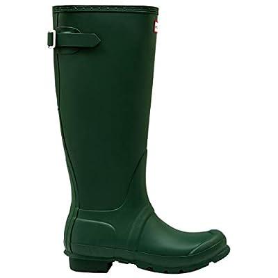 HUNTER Women's Original Back Adjustable Gloss Rain Boots