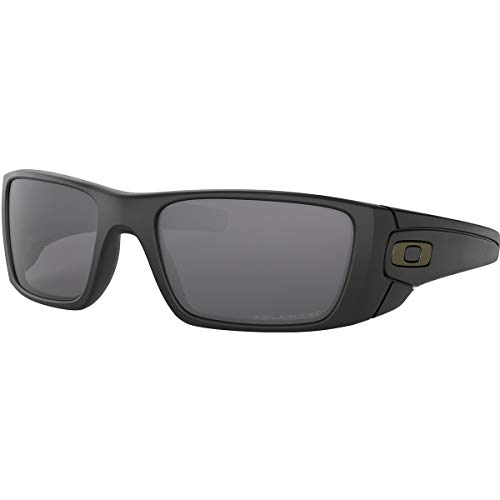- Oakley Men's Fuel Cell Sunglasses,Matte Black/Grey
