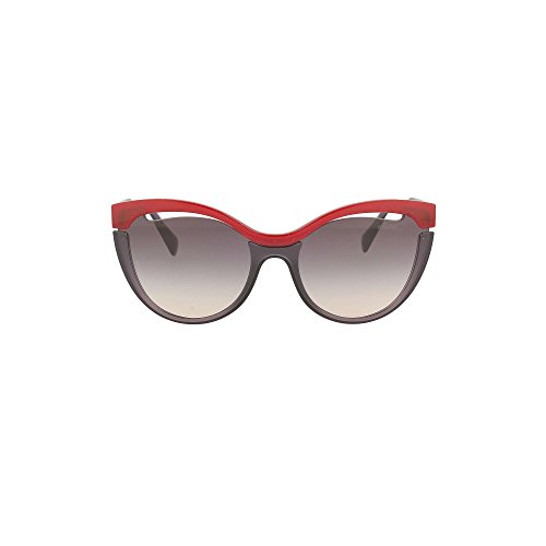 Miu Miu SMU01T SMU/01T 7J8/NJ0 Bordeaux/Transp Lilac Cat Eye Sunglasses - Eye Sunglasses Cat Miu Pink Miu