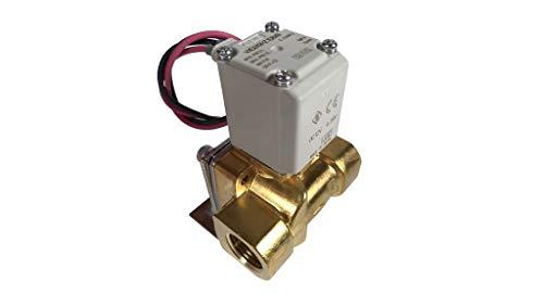 (SMC Brass High-Flow 1/2in Air Valve)