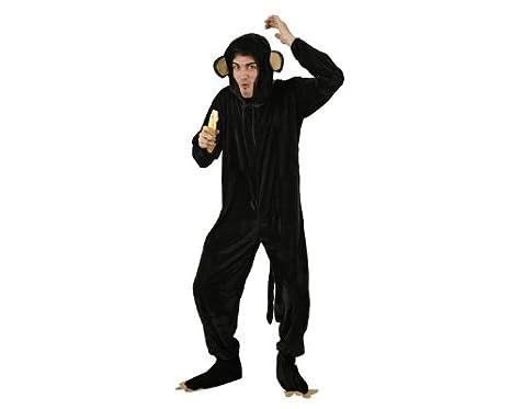 atosa Costume di carnevale Scimmia Adulto  Amazon.it  Giochi e ... 87071b54126