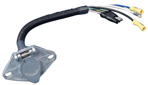 Husky 18298 12 6-Way Zinc Pre-Wired Connector Winfield Consumer Products